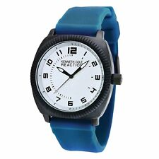 Kenneth Cole White Reaction Mens Analog Casual Blue Watch IRK1275