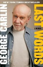 Last Words by George Carlin (2010, Paperback)
