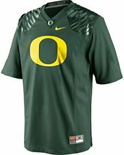 Nike Oregon Ducks College Team O Logo Mens Football Jersey WIN THE DAY Green New