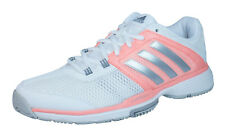 adidas Barricade Club Womens Tennis Trainers / Shoes - White