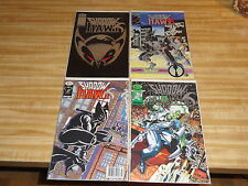 Shadowhawk limited series I & II by Jim Valentino from Image