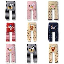 New Kid Toddler PP Pants Warm Lovely Pattern Legging Boy Girls Trousers High-End