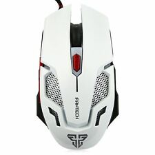 Adjustable 2400DPI Optical LED USB Wired Game Gaming Gamer Desktop Working Mouse