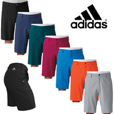 NEW ADIDAS GOLF ULTIMATE PERFORMANCE SHORTS WATER RESISTANT