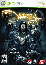 XBOX 360 THE DARKNESS  New
