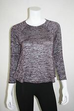 NEW ARITZIA WILFRED FREE WOMEN 3/4 SLEEVE ROUND NECK KNIT SIZE XS, L