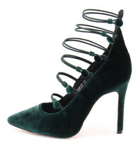 New Mollini Buccy Emerald Womens Shoes Dress Shoes Heeled