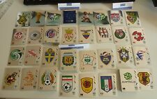 Panini World Cup Germany 2006 stickers Shiny Foil Badges Choose from menu