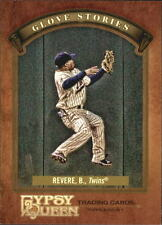 2012 Topps Gypsy Queen Baseball Insert/Parallel Singles (Pick Your Cards)