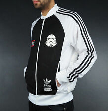 Adidas Originals Firebird Star Wars Stormtrooper Track Jacket Top Superstar