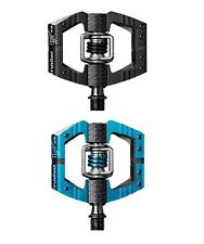 CRANK BROTHERS MALLET E PEDALS- ELECTRIC BLUE / MATTE BLACK - 15990/15991 NEW