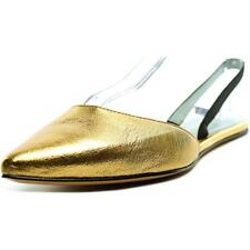 Marc Jacobs Joline   Pointed Toe Leather  Flats