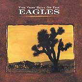 THE VERY BEST OF THE EAGLES - GREATEST HITS CD - HOTEL CALIFORNIA / DESPERADO +