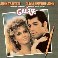 Grease [The Soundtrack from the Motion Picture] by Various Artists (CD, Feb-1991