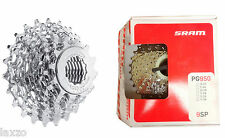Sram PG950 9 Speed Road And MTB Cassette 11-28 ,11-30 & 11-34 Shimano Compatible