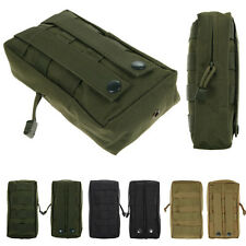 1000D*MOLLE Utility Tactical Waist Pouch Bag Sport Military Hunting Medical Pack