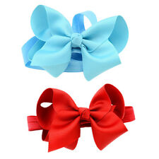 Baby 1Pcs Flower Hairband Elastic Band Headband Hair Accessories Bow Soft knot