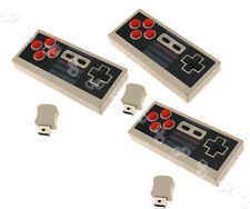 1/2 Wireless Game Controller Handle Joypad Gamepad for Nintendo Mini NES
