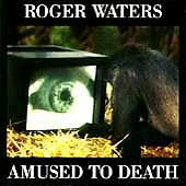 ROGER WATERS - AMUSED TO DEATH - CD ALBUM - PINK FLOYD