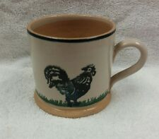 Nicholas Mosse rooster cup