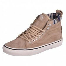Vans Sk8-Hi MTE Trainers Women Ladies Shoes khaki mid top VN-0 XH4GZK