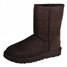 UGG Classic Shorts II cho Boat Winter Boots Shoes chocolate warm Ladies