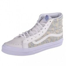 Vans SK8-Hi Slim Frayed Native High Top Trainers Women Ladies' shoes Shoe Shoes