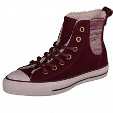 Converse Chelsee Hi B Deep Bordeaux Women's Shoes Winter Shoes Chucks
