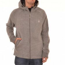 Bench Oraginexpress Cardigan marl Hooded Hooded Jacket Jacket Hoody grey