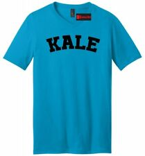 Kale Mens V-Neck T Shirt Funny University Food Vegan Vegetarian Health Tee