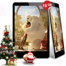 "NEW! 7"" inch A33 Android 4.4 Tablet PC Quad Core WiFi BT Dual CAMERA 16GB US ~"