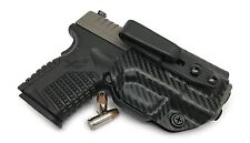 """Concealment Express: Springfield XD-S 3.3/4.0"""" Tuckable Ambidextrous IWB Holster"""