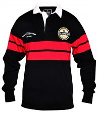 Guinness Black and Red Rugby Jersey