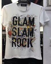 New arrival Men's T-shirt Summer Tee Fashion Big Letters Printing DSQUARED2 Top