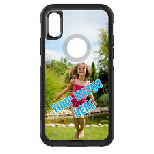 OtterBox Commuter for iPhone 5 6 S 7 Plus - Your Image Photo Photograph Design