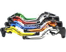 For BMW K1200S 2004-2008 Folding Extending Clutch Brake Levers Foldable Adjust