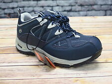 Womens Timberland Pro Willow Trail ESD Navy Leather Hiker Alloy Safety Toe