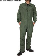 USED CVC SUIT FLIGHT SUIT MENS genuine u.s. military army tankers coveralls