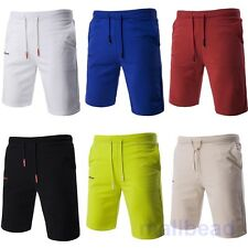 Stylish Men's Casual Sport Jogger Slim Beach Jogging Pants Gym Trousers Shorts