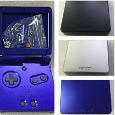 GBA SP Game Boy Advance SP Housing Kit with Screen Lens & Tools