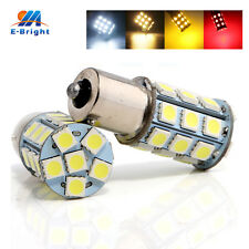 6Pcs 12V 5050 27 SMD 1156 1157 3156 3157 7440 7443 Led Bulb Turn Lamp Indicator