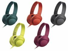 SONY MDR-100A h.ear on Headphones Blue Red Black Yellow Pink NEW from Japan