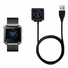USB Charging Cable Replacement Accessories Charger For Fitbit Alta HR/Blaze