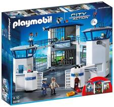 Police Headquarters with Prison - Playmobil