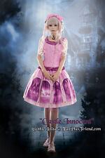 Jacket corset and skirt castle innocent pink gothic lolita Fanplusfriend