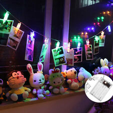 20 LED String Light Lamp for Christmas New Year Party Wedding Home Decoration