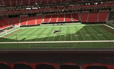 Mercedes Benz 2017 Atlanta Falcons vs Green Bay Packers -2 Club Tickets +Parking
