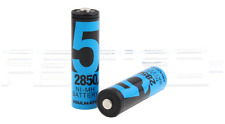 NEW SOULMATE AA 1.5V 2850mAh Rechargeable Ni-MH Battery (2-Pack) BATTERY CAPACIT