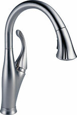 Delta Addison Pull Down Touch Single Handle Kitchen Faucet
