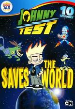 JOHNNY TEST: SAVES THE WORLD NEW DVD